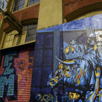 photo, Graffiti Mecca, Esteban Del Valle, Bull,  IMG_3569