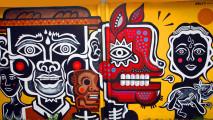 photo, Graffitti, Wynwood walls, crop, Miami 21