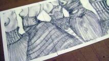 art, Brianna McCarthy, sketches, o