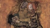art, nn, egon-schiele-mother-with-two-children crop,-80970