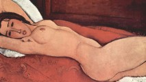 art, nn, Amedeo, Modigliani, public domain, Wikicommons, 015 (3)