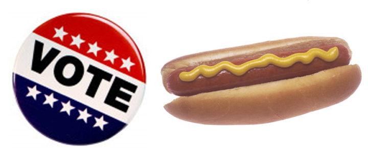 Vote Hotdog
